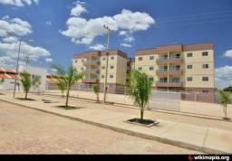 Apartamento com 3 dormitórios para alugar, 77 m² por R$ 900,00 - Mateuzinho - Timon/MA