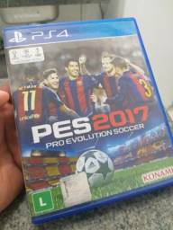 PES 2017 p/ PS4