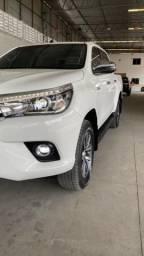 Toyota hilux srx 2017/2017 - 2017