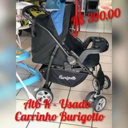 Maravilhoso - Carrinho de Bebe Burigotto