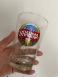 Copo caldereta Brahma 350 ml -caixa fechada - original
