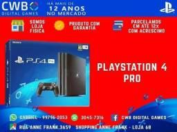 Playstation 4 PRO,novo lacrado e com garantia de 1 ano,somos loja física-PS4