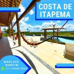 Grande Oportunidade em Sto Amaro - Lotes de 405m² - Condomínio Fechado - Costa de Itapema