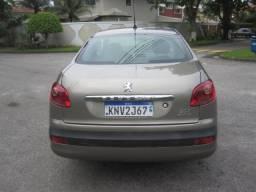 Peugeot sedan passion xr 207 1.4 8 valvulas - 2010