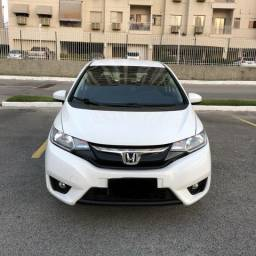 Honda Fit 2016 Ex Automático Apenas 48.000 kms Ipva 2020 Pago - 2016
