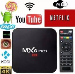 Tvbox Mxq Pró 4K