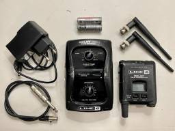 Line 6 Relay G50 (transmissor p/ instrumento sem fio digital)