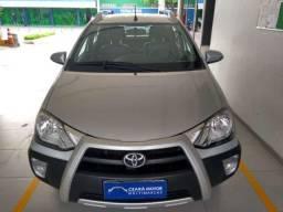 Toyota Etios 2016/2017 Cross 1.5 Flex 16V 5p - Automático - 2017