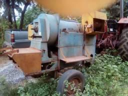 Máquina de debrulhar grãos