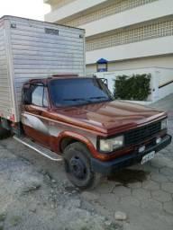 Chevrolet D40 1990 baú