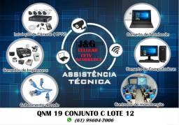 Informática e CFTV