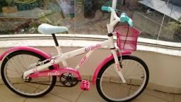 Linda Bicicleta Barbie