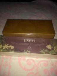 Kit luna fascinante,perfume essencial e caixa de sabonete EKOS