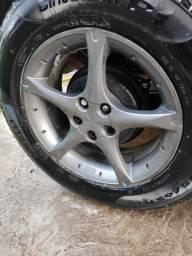 Troco rodas aro 15 ji Paraná