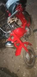 Moto gareli