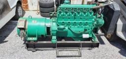 Grupo Gerador de Energia 60 Kva Motor 6cc MWM