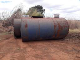 Tanques para armazenamento de água