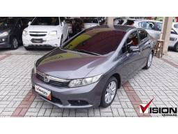 Honda Civic 2013 Completo/Oportunidade/Troco/Financio