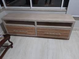 Movéis( rack,mesinha de centro e aparador)