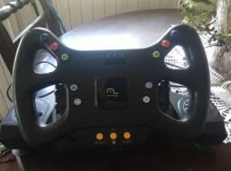 Volante fórmula racer multilaser(ps2,PS3 e PC)