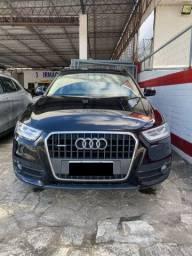 Audi Q3 2.0 Preto Completo