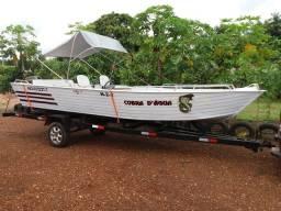 Lancha - motorboat
