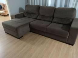 Vendo sofa Retratil , 3 metros