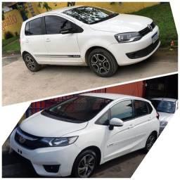 Honda fit 2015 + fox seleção 2015