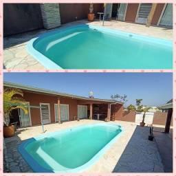 Casa com piscina em Ipanema - Pontal do Paraná