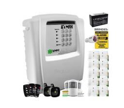 Kit Alarme residencial e comercial - produto novo
