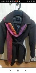 Vendo lindos casacos P e M