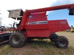 Colheitadeira Massey Ferguson 5650 Arrozeira I Ano 2009