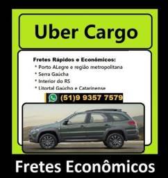 Fretes UberCargo -Economico