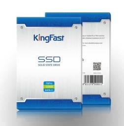 HD SSD 120 GB novo a pronta entrega