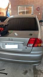 Honda civic 2004 com gas