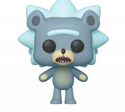 Rick and Morty #662 - Teddy Rick - Funko Pop! Animation