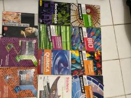 Livros do 1° ano ensino médio