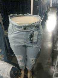 Jeans pluz size 46 ao 54