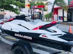 Jet Ski Seadoo GTS 130 2012 ótimo estado