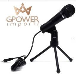 Microfone condensador KNUP