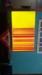 TV TCL de 50 polegadas...com led queimado