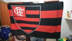 Bandeira Flamengo 1,5m x 1