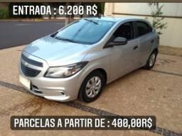 Chevrolet Onix (PARCELAMOS)