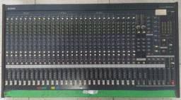 Vendo Mesa de som Yamaha 32/14FX (32 canais) - Crossover - Equalizador 15 Bandas