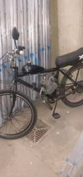 Bike motorizada troco