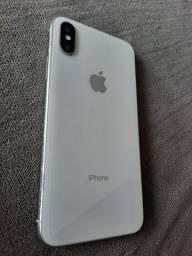 iPhone X - 64 GB ? Silver