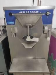 Máquina de sorvete artesanal alphagel 20 30