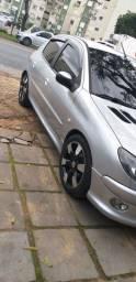 Título do anúncio: Peugeot 206 feline