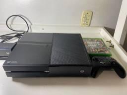 Xbox One 500BG Semi Novo - Muito conservado