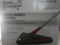 Vassoura Eletrica Fast Sweeper Polishop